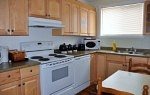 All apartments feature a full size and fully equipped kitchen.